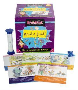 Roald Dahl Game