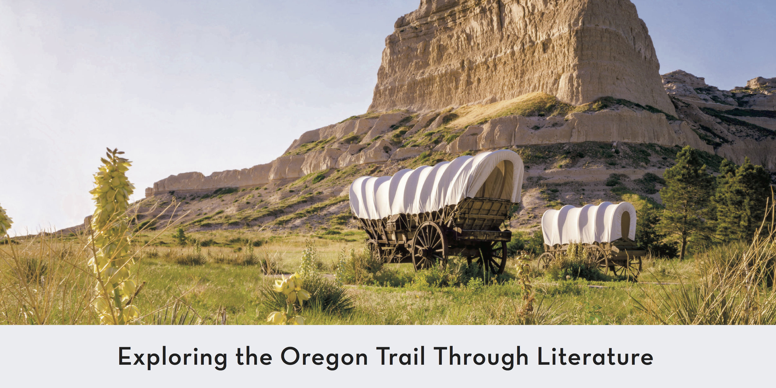 Oregon Trail Reading List