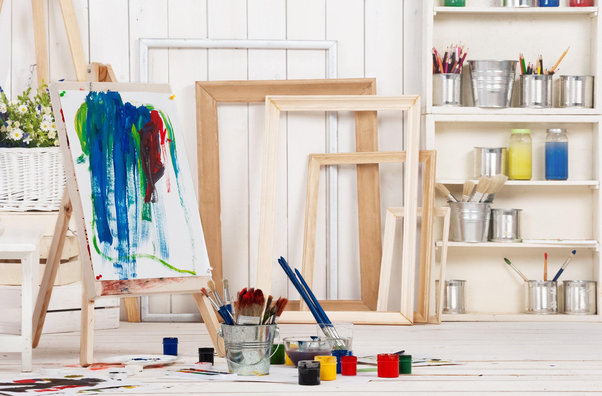 How to start a sketchbook habit in your homeschool. #homeschool