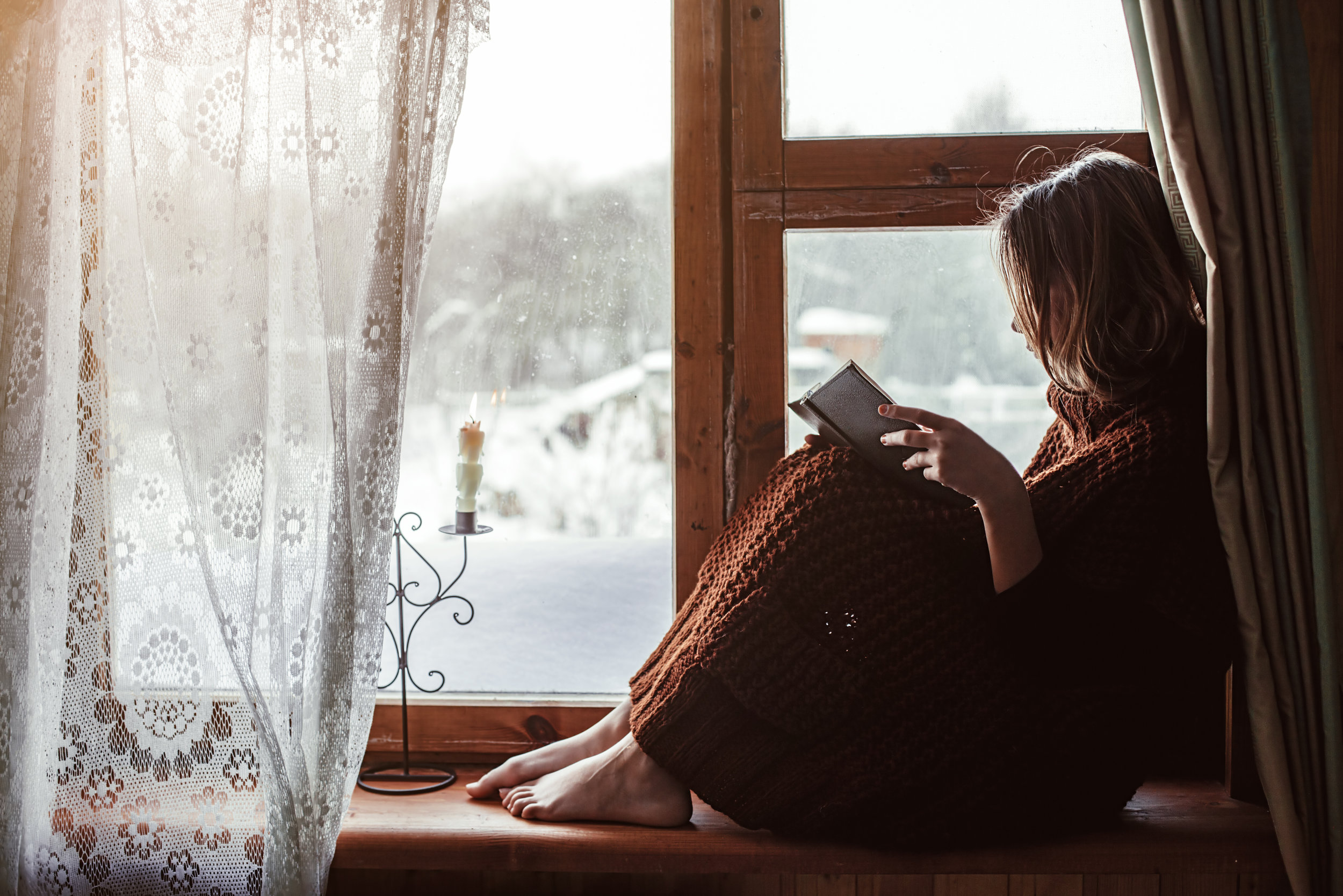 Delightfully Doleful Books for Dark and Dreary Winter Days