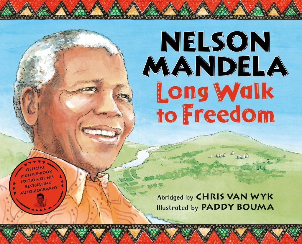 Nelson Mandela unit study for homeschool