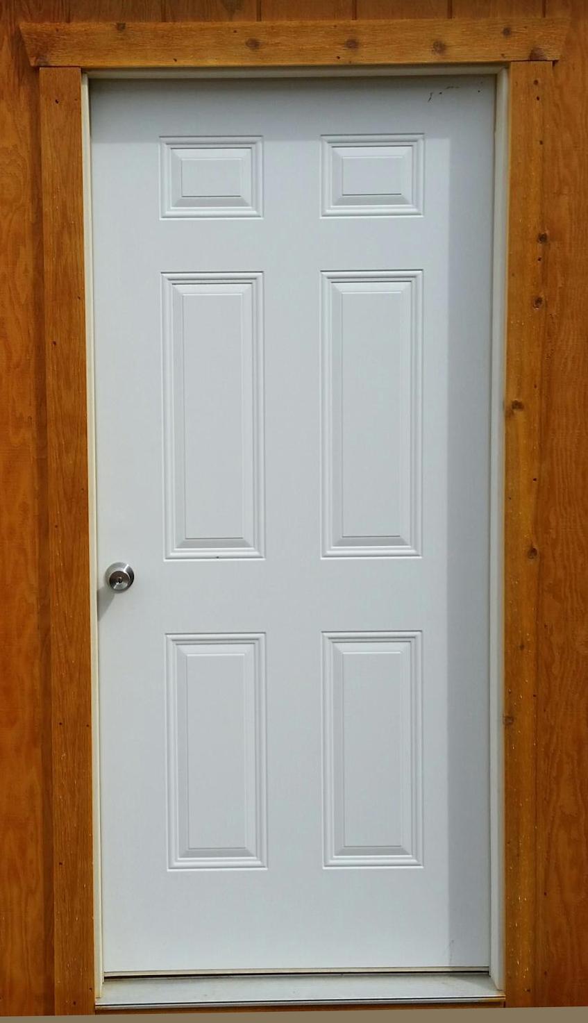 36 Inches solid Door