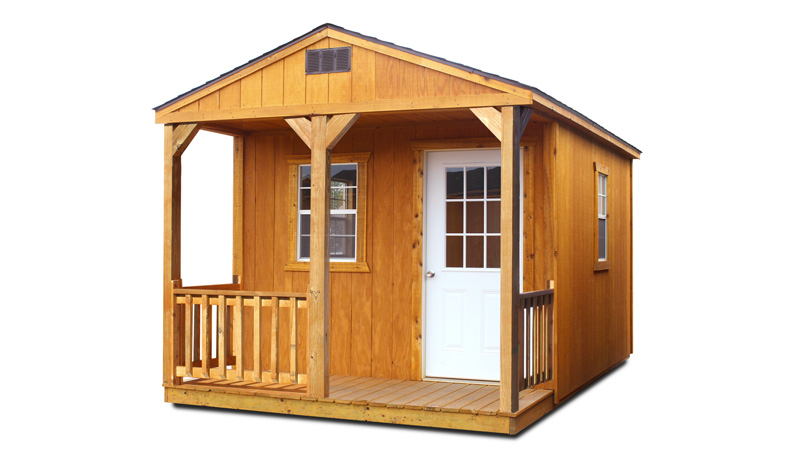 Free Delivery - Cabin shell