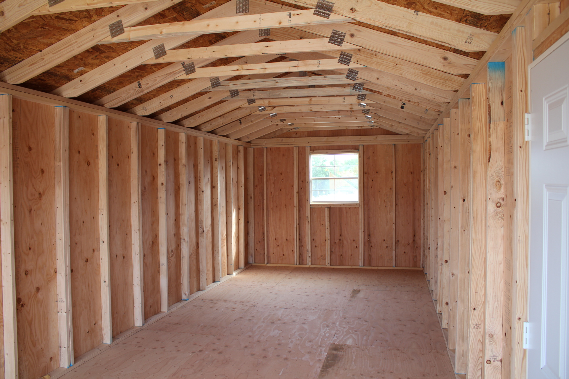 Cabin Rafters