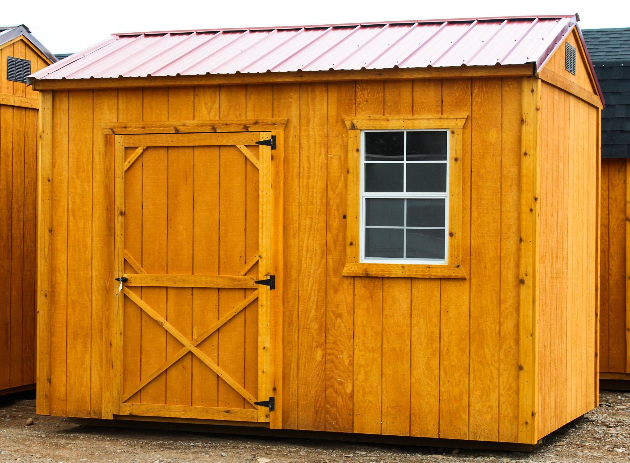 storage sheds