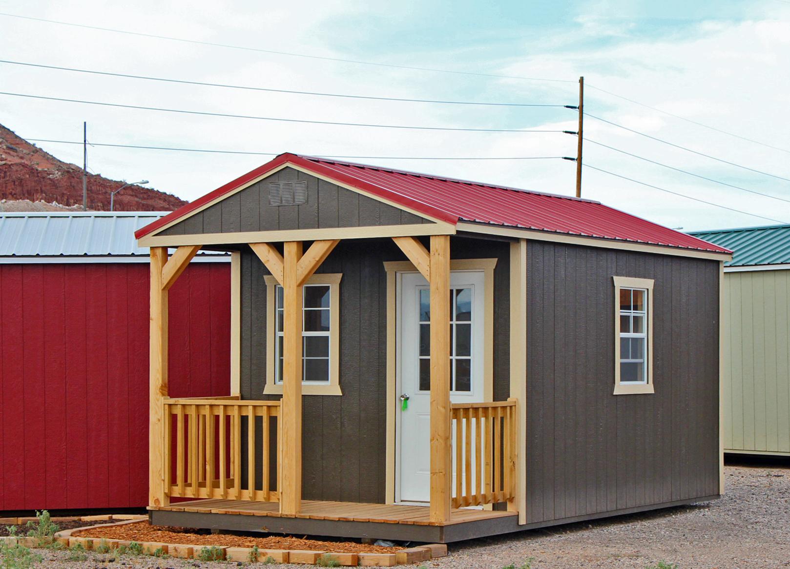 Utah Shell Cabin