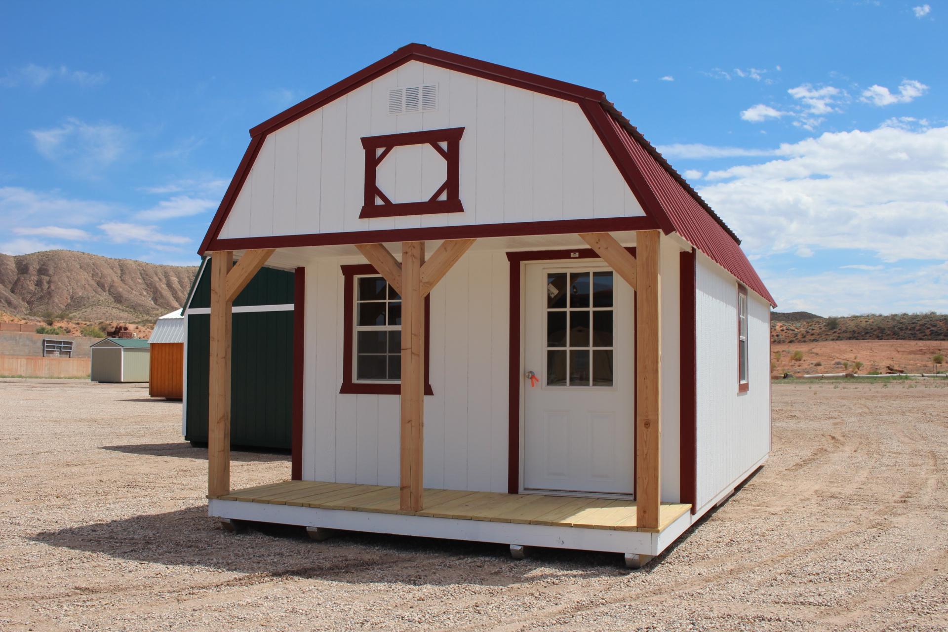 Lofted Barn Cabin