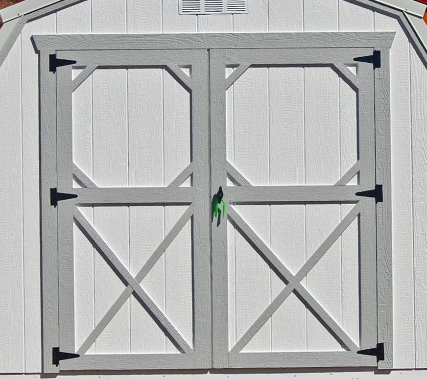 72 Inch Double Door