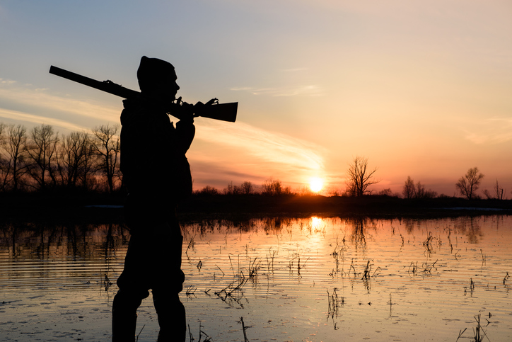 Gone Hunting - Hunting Cabin Retreat