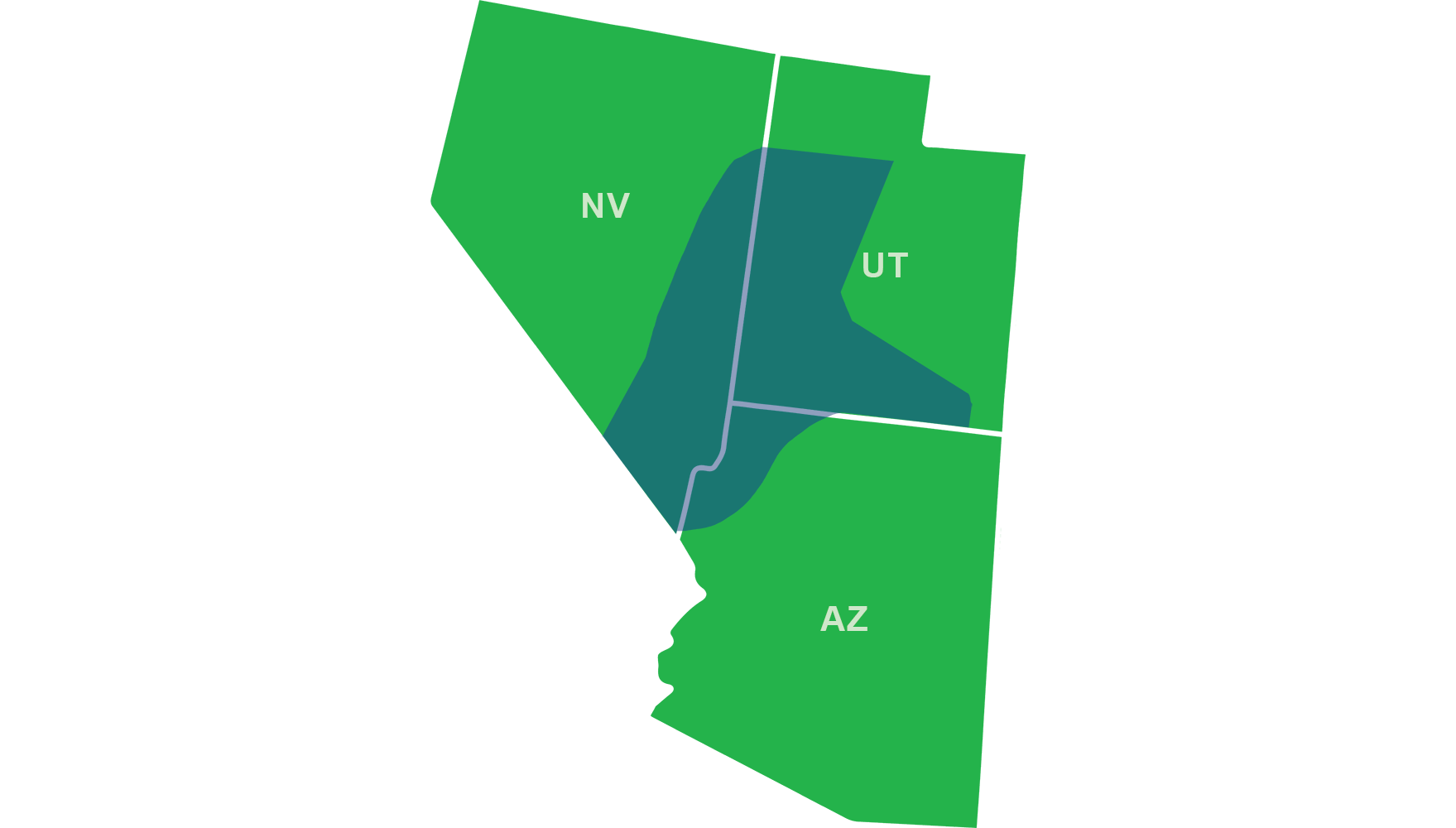 Cumberland Buildings by area - AZ, NV, UT (west) - Abbreviated.png