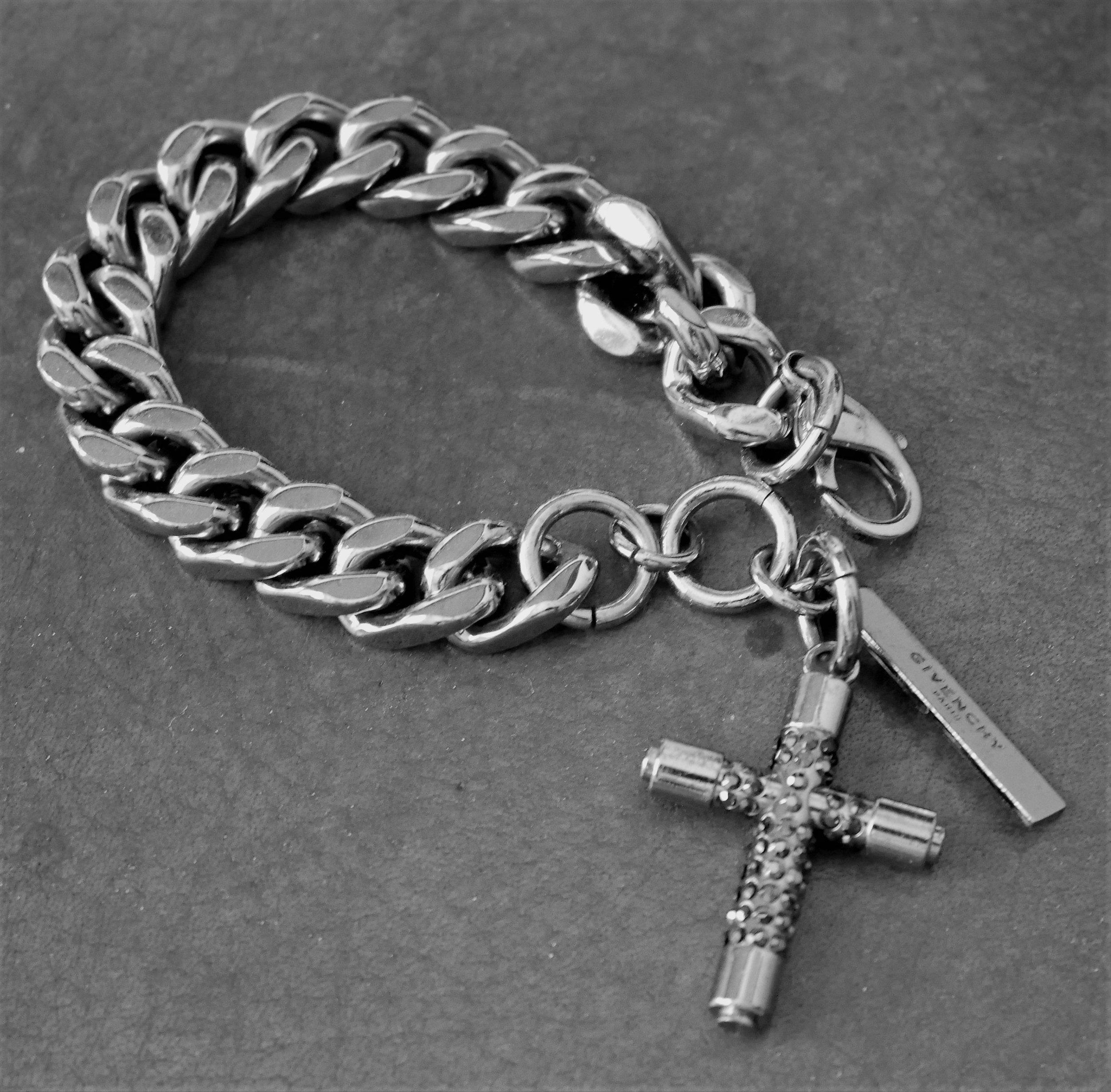 Givenchy Cross Bracelet
