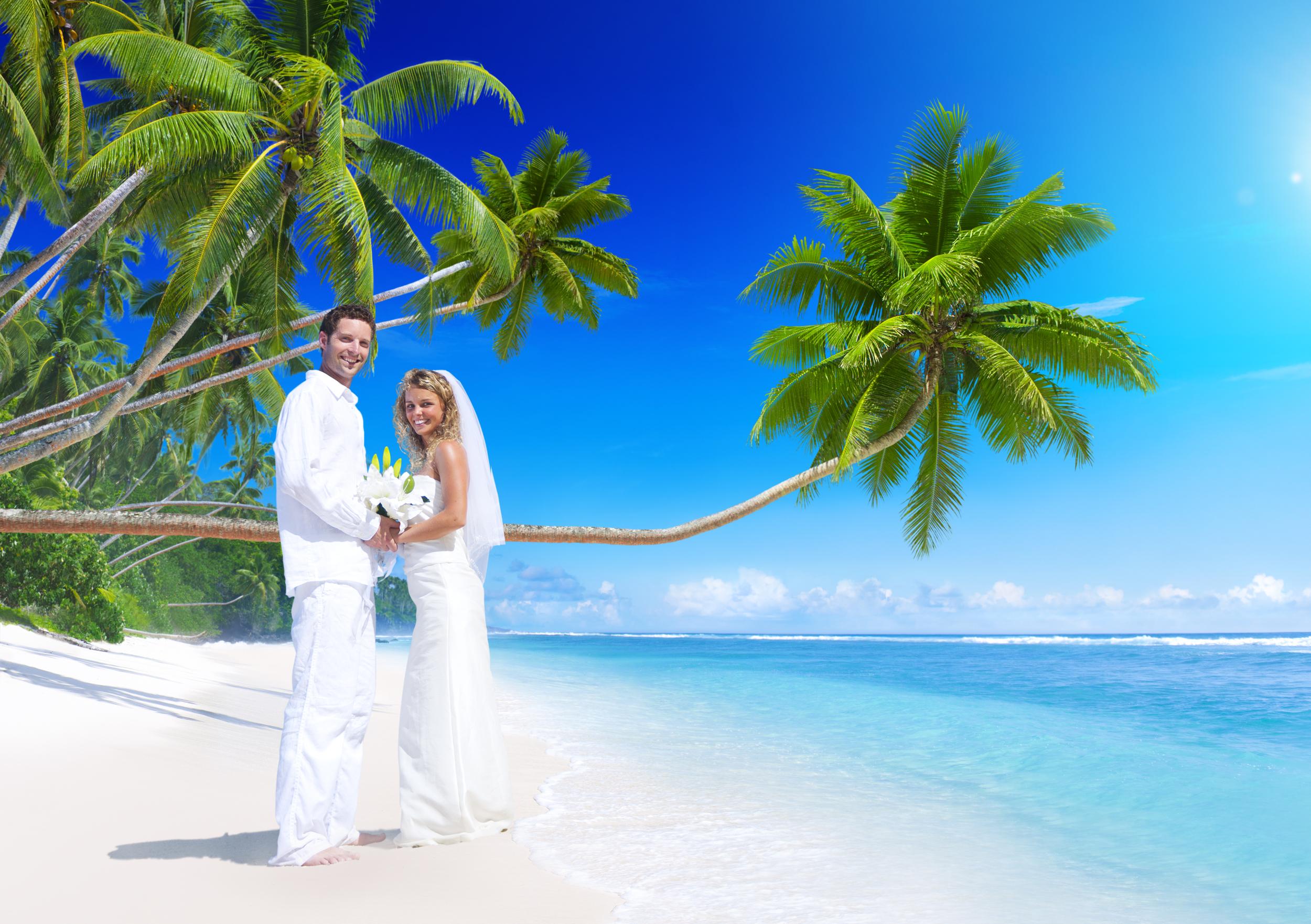 Enjoy a stress-free wedding in paradise. -