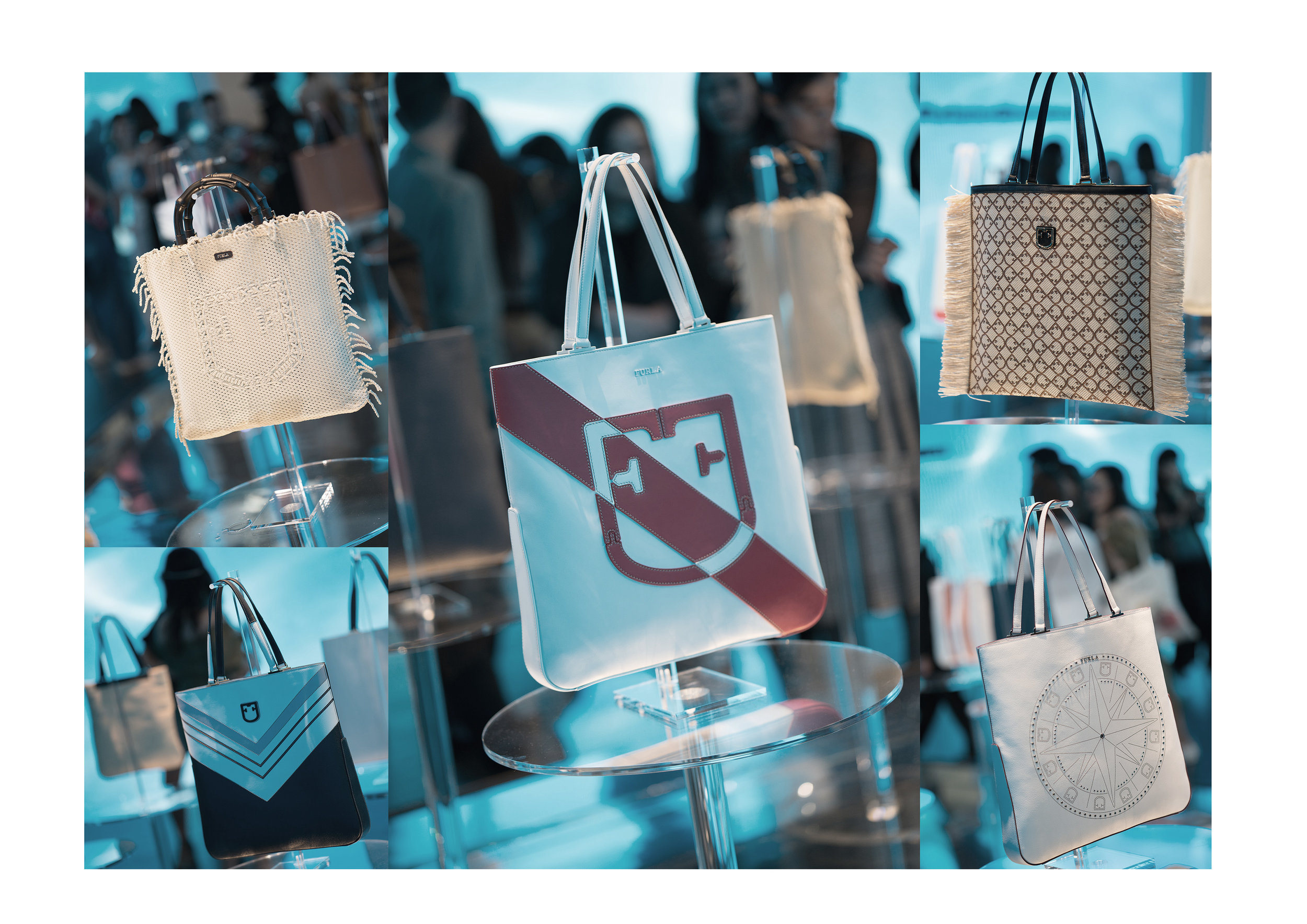 Showcasing the Furla's Spring Summer 2019 Collection