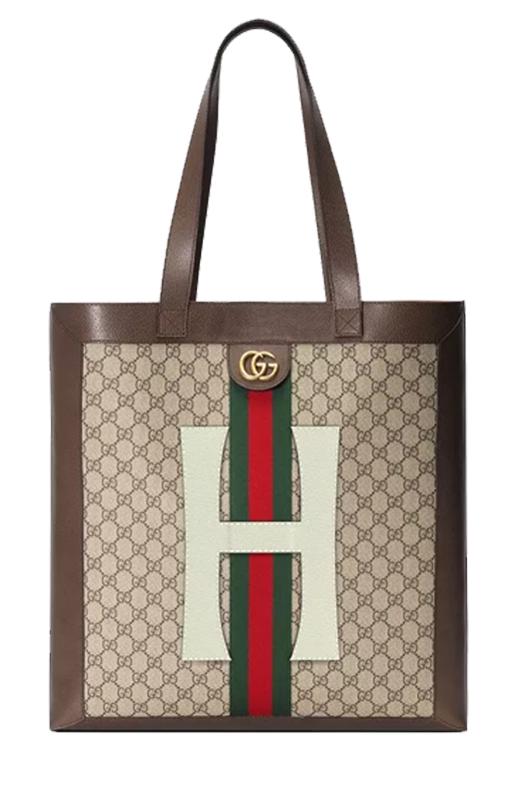 - Gucci DIY Ophidia Supreme Tote, Approx SGD $3100