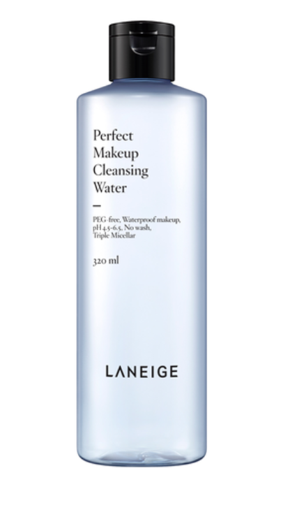 LANIEGE PERFECT CLEANSING WATER, SGD$32