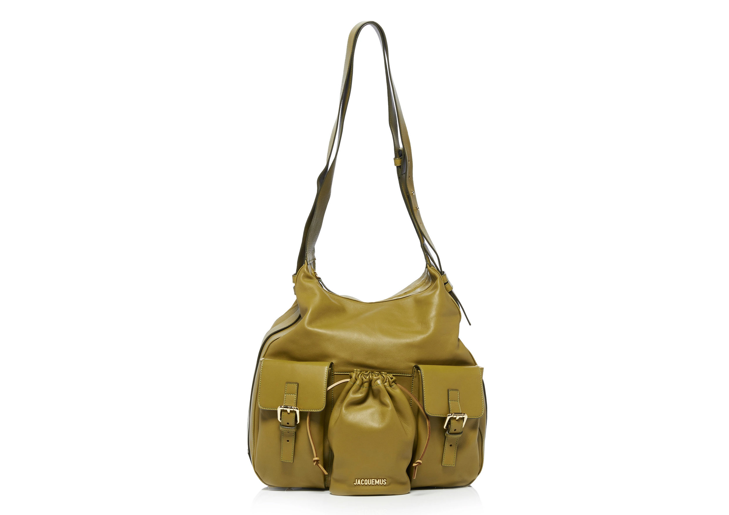 Le Iba Leather Shoulder BagSGD 2,959 -
