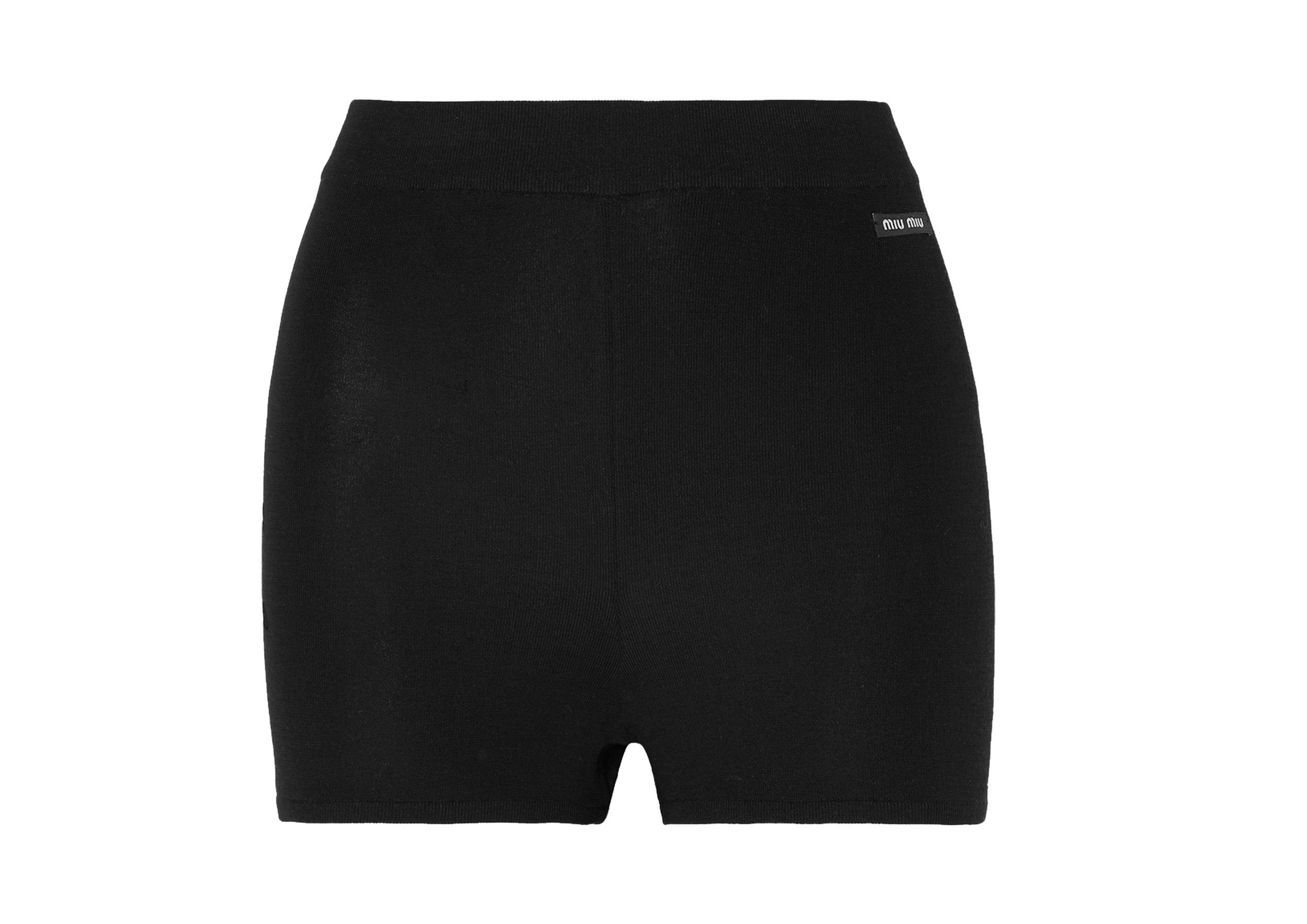 Miu Miu - Wool Shorts, SGD 1,082