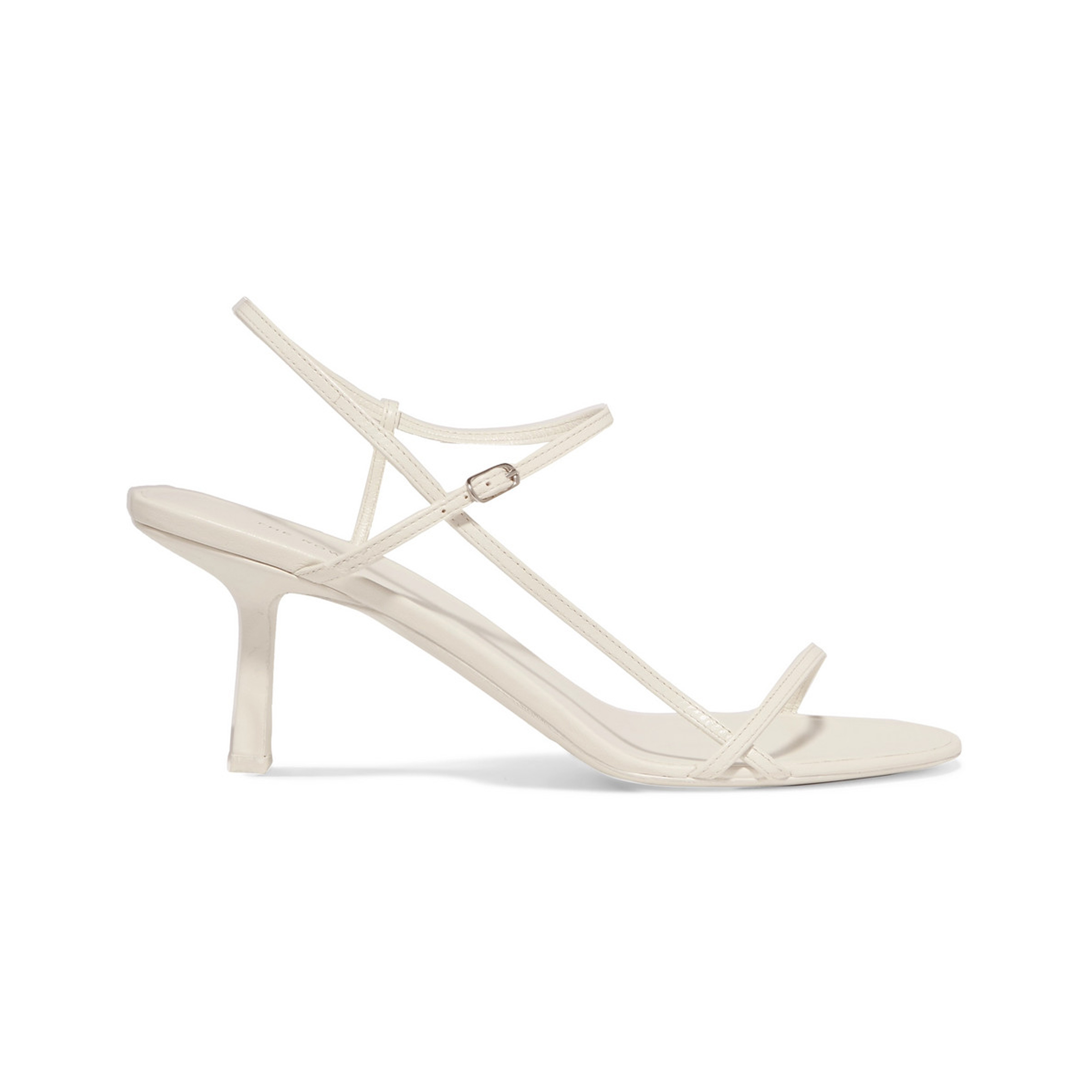 The Row - Bare Leather Sandals | SGD 1,040