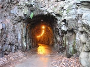 Blackwater pedestrian tunnel