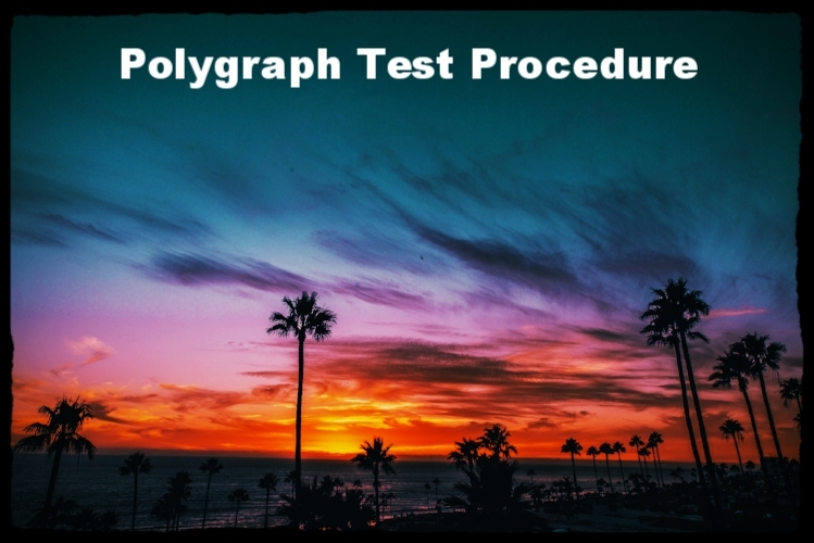 Polygraph Test Procedure