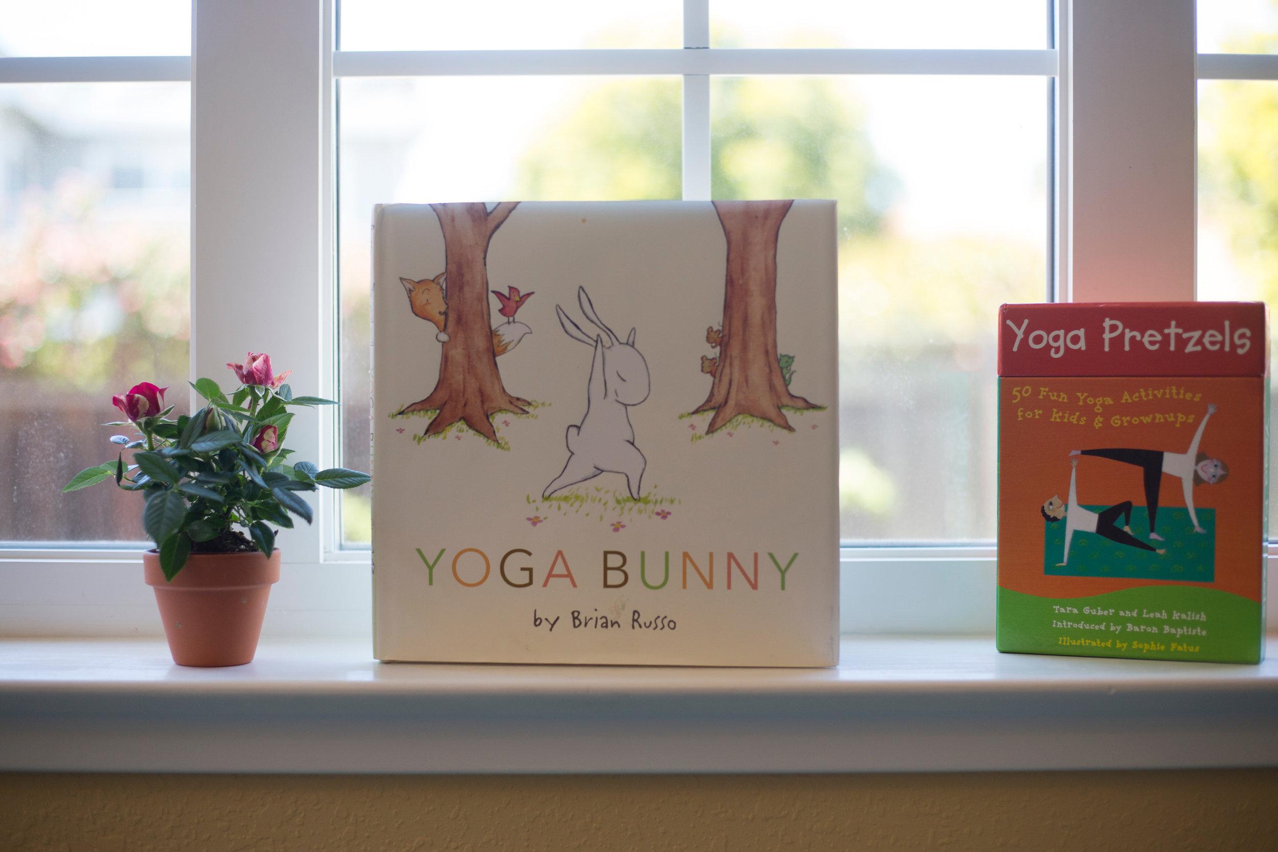 Kid's Yoga Parties