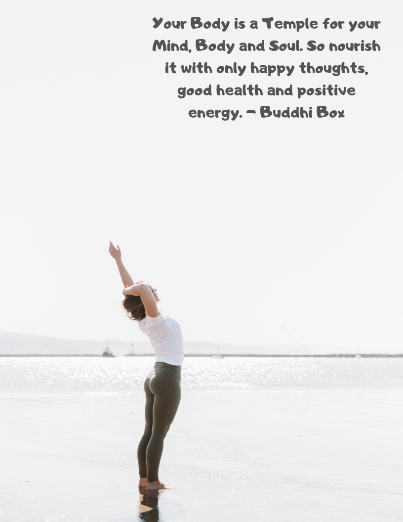 Your Body is a Temple for your Mind, Body and Soul. So nourish it with only happy thoughts, good health and positive energy. - Buddhi Box.png