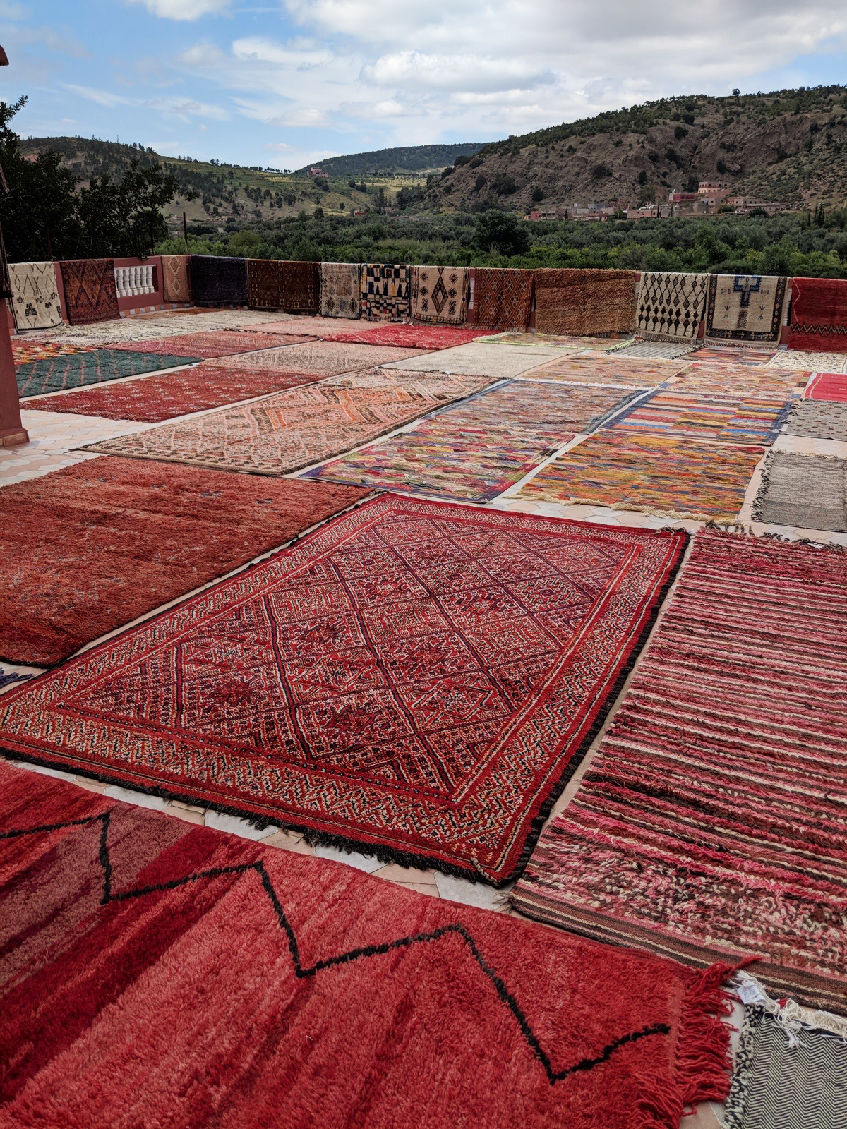 Our Moroccan Rug Guide