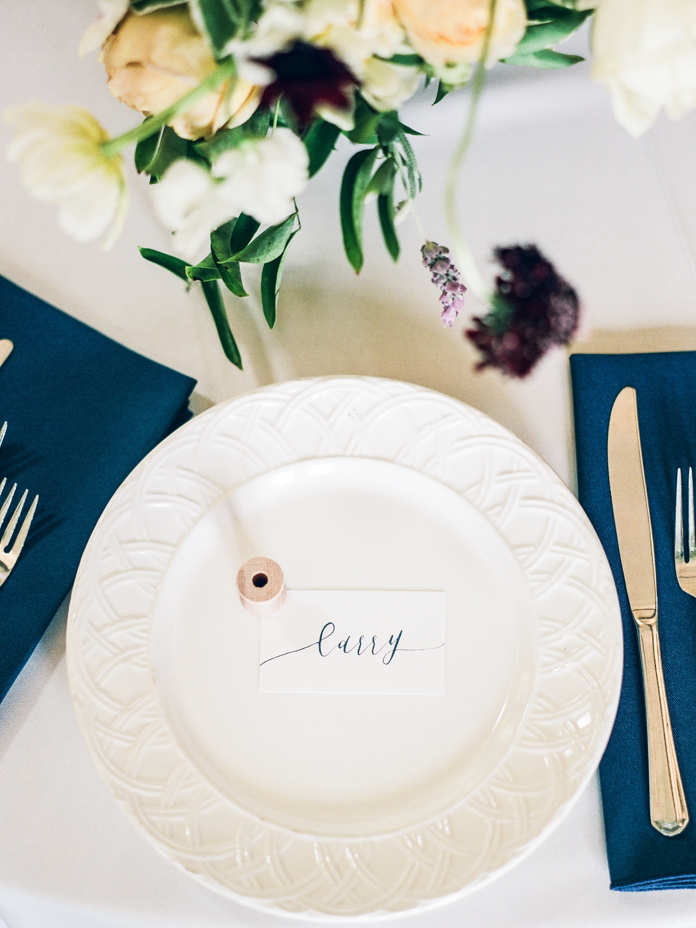 Pirouette Paper |  Calligraphy and Wedding Invitations, Programs, and Place Cards | Georgia Wedding