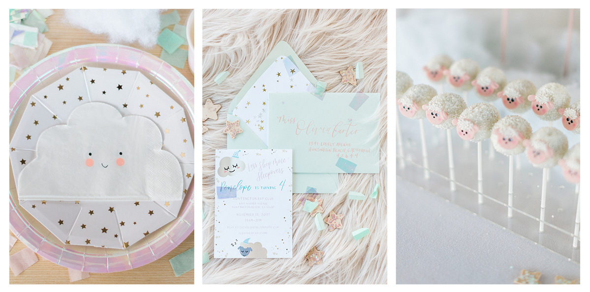 Ragi and Amanda   Pirouette Paper Calligraphy and Design   Penelope Pots Floral Design   Golden Arrow Events and Design   Elise Cakes   Sleepover Birthday Party