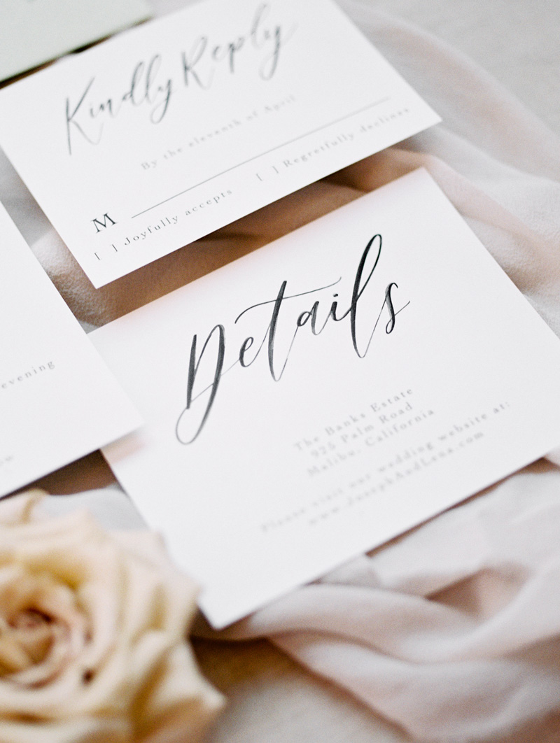 pirouettepaper.com | Wedding Stationery and Invitations | Greystone Mansion | Pirouette Paper Company | Alicia Mink Photography _ (8).jpg