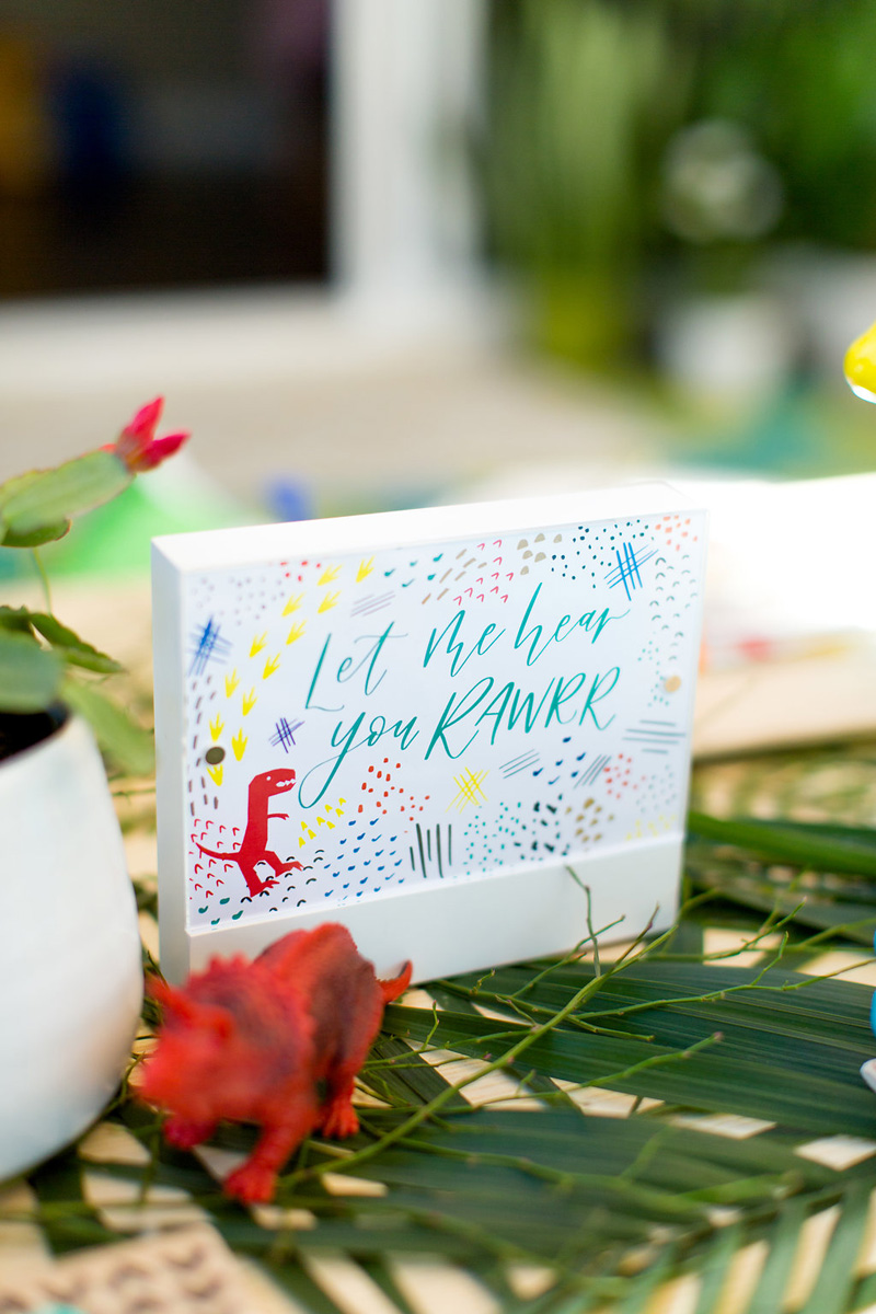 pirouettepaper.com | Wedding Stationery, Signage and Invitations | Pirouette Paper Company | Dinosaur Themed 1st Birthday | Lovisa Photography _ (3).jpg
