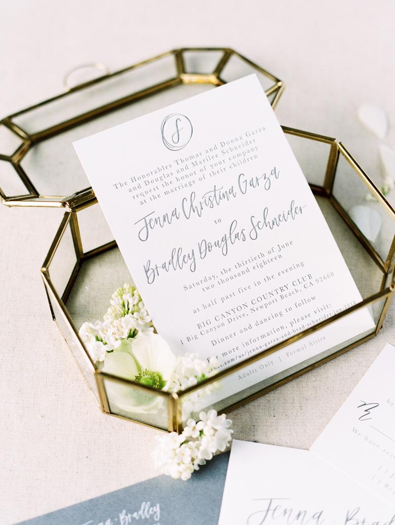 pirouettepaper.com | Wedding Stationery, Signage and Invitations | Pirouette Paper Company | Big Canyon Country Club Wedding | Jordan Galindo Photography _ (1).jpg