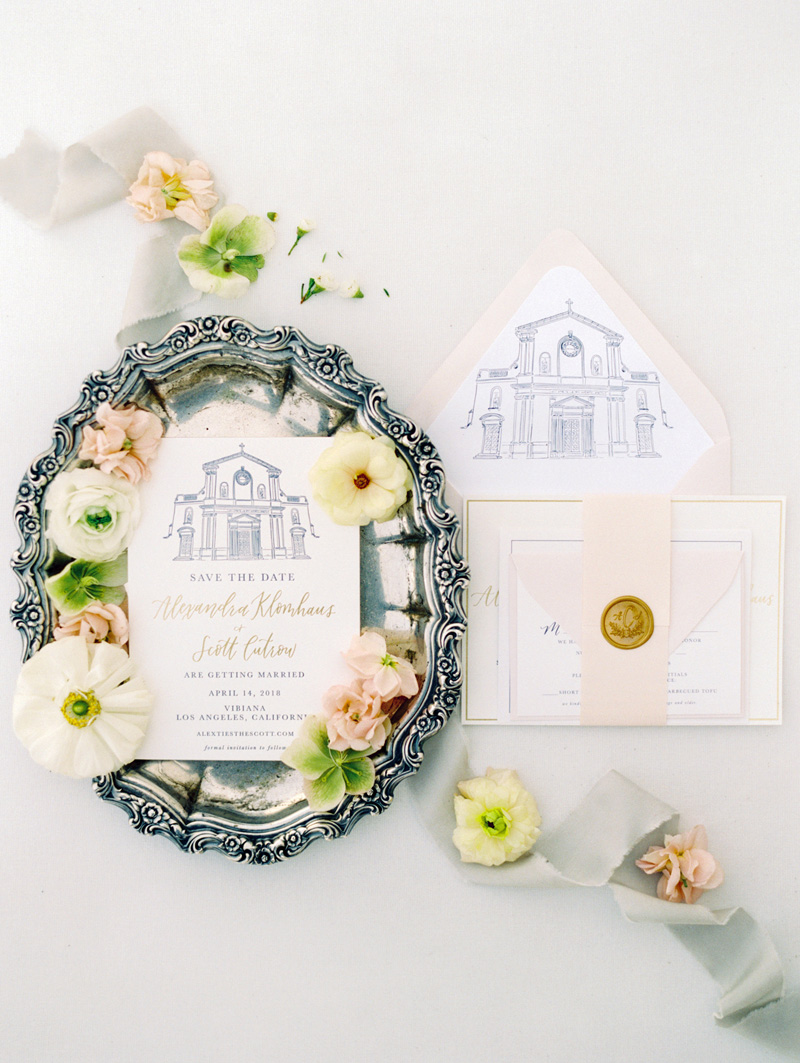 pirouettepaper.com | Wedding Stationery, Signage and Invitations | Pirouette Paper Company | Vibiana Downtown Los Angeles Wedding | Mallory Dawn Photography_ (19).jpg