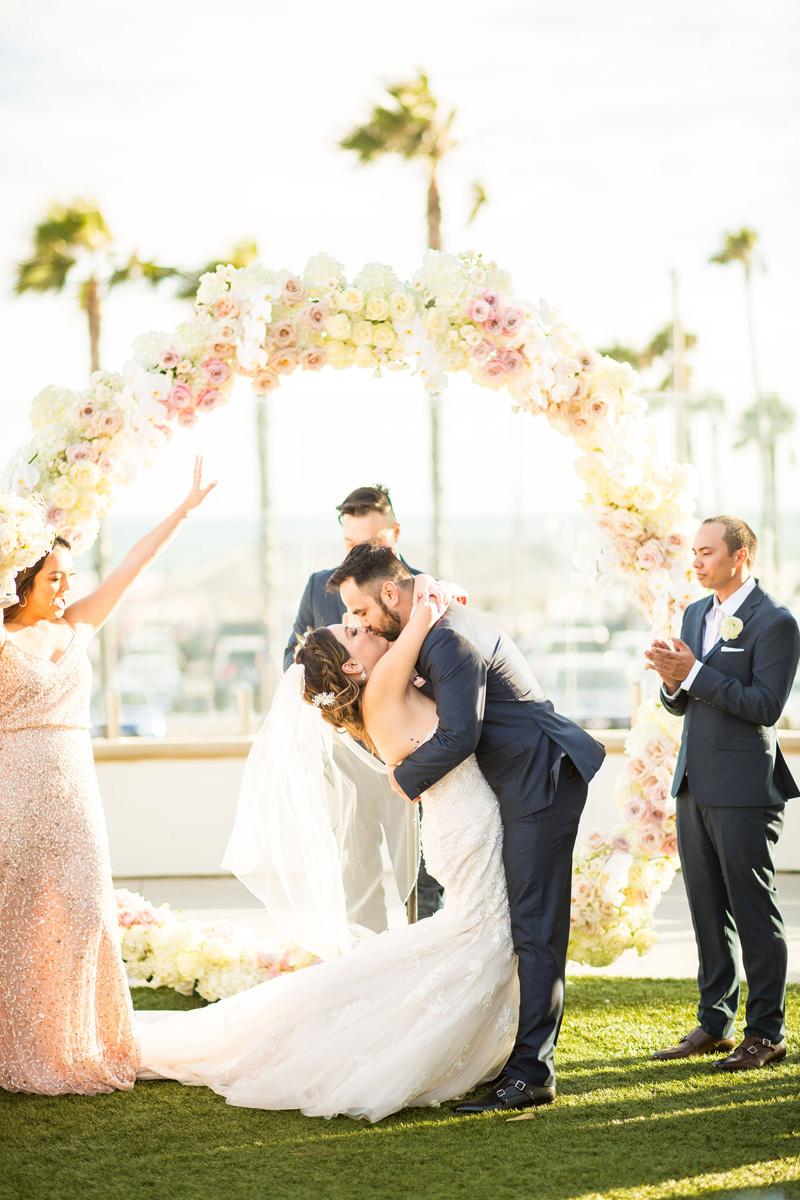 pirouettepaper.com | Wedding Stationery, Signage and Invitations | Pirouette Paper Company | The Waterfront Beach Resort Hilton Huntington Beach Wedding | Katrina Jayne Photography_ (4).jpg