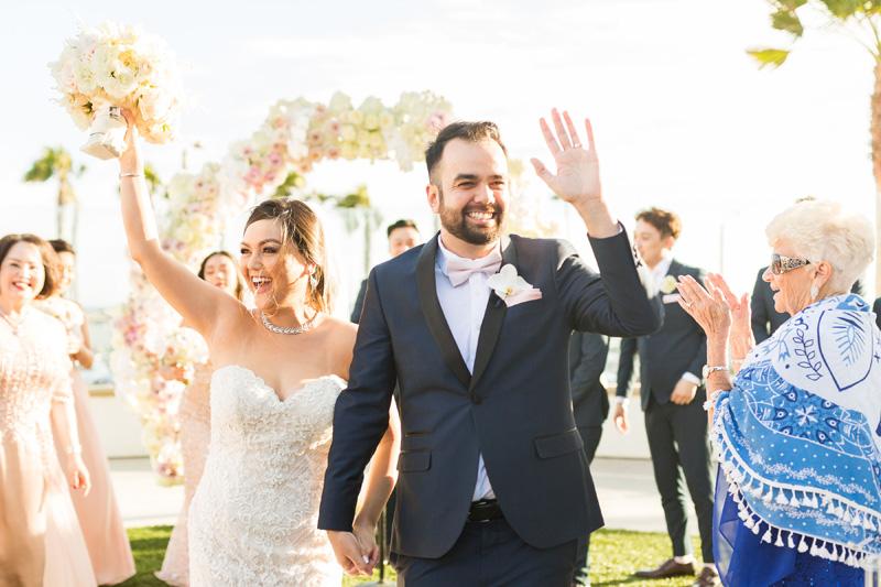 pirouettepaper.com | Wedding Stationery, Signage and Invitations | Pirouette Paper Company | The Waterfront Beach Resort Hilton Huntington Beach Wedding | Katrina Jayne Photography_ (5).jpg