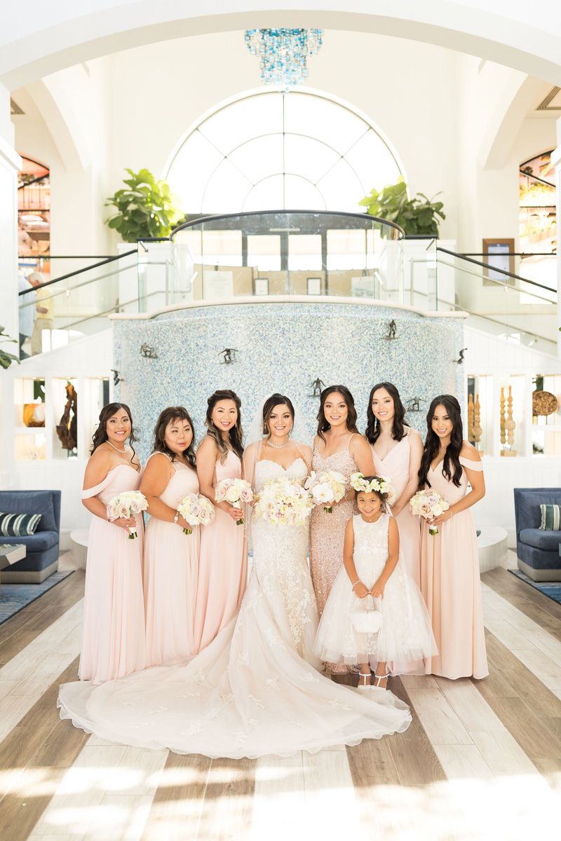 pirouettepaper.com | Wedding Stationery, Signage and Invitations | Pirouette Paper Company | The Waterfront Beach Resort Hilton Huntington Beach Wedding | Katrina Jayne Photography_ (20).jpg