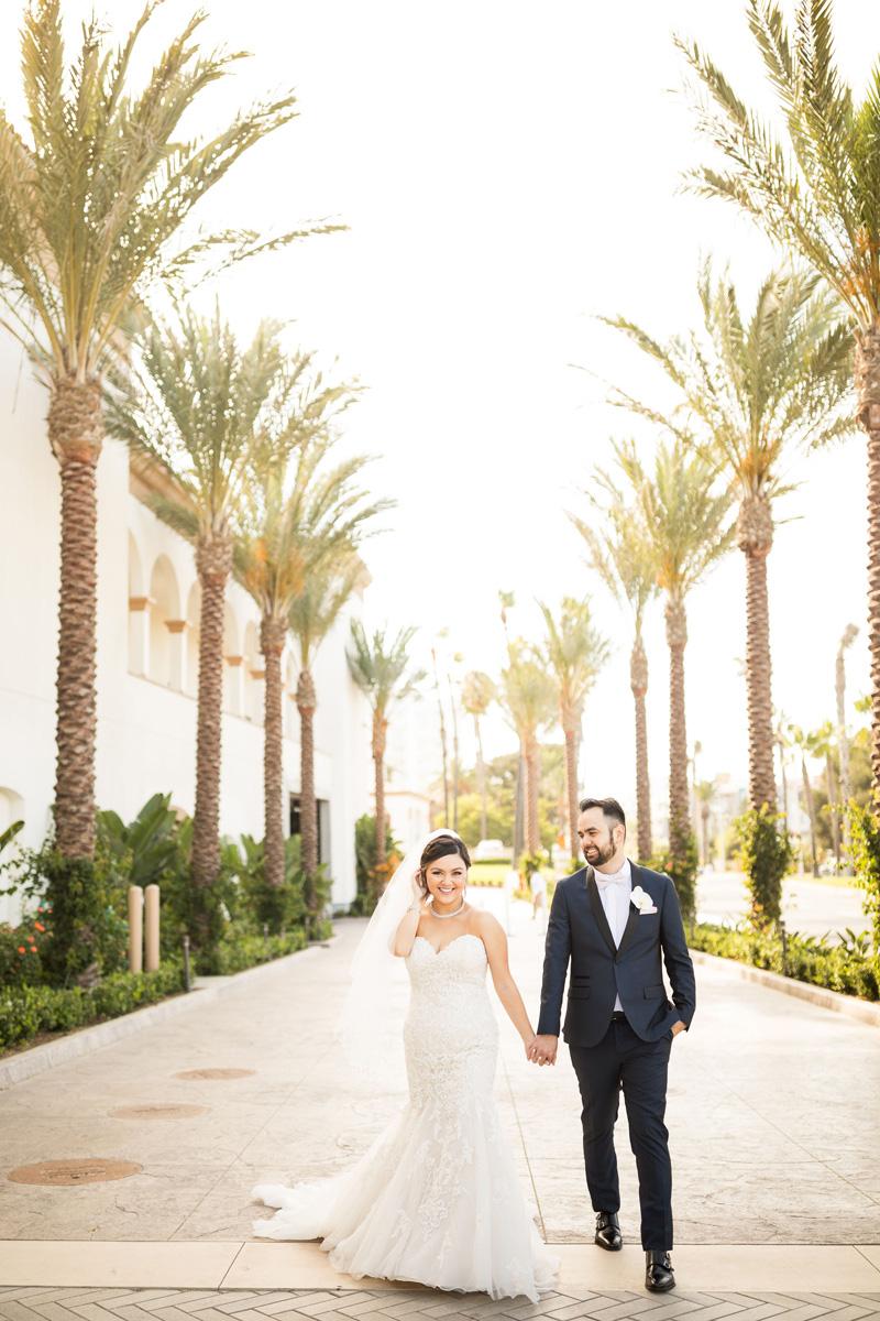 pirouettepaper.com | Wedding Stationery, Signage and Invitations | Pirouette Paper Company | The Waterfront Beach Resort Hilton Huntington Beach Wedding | Katrina Jayne Photography_ (23).jpg