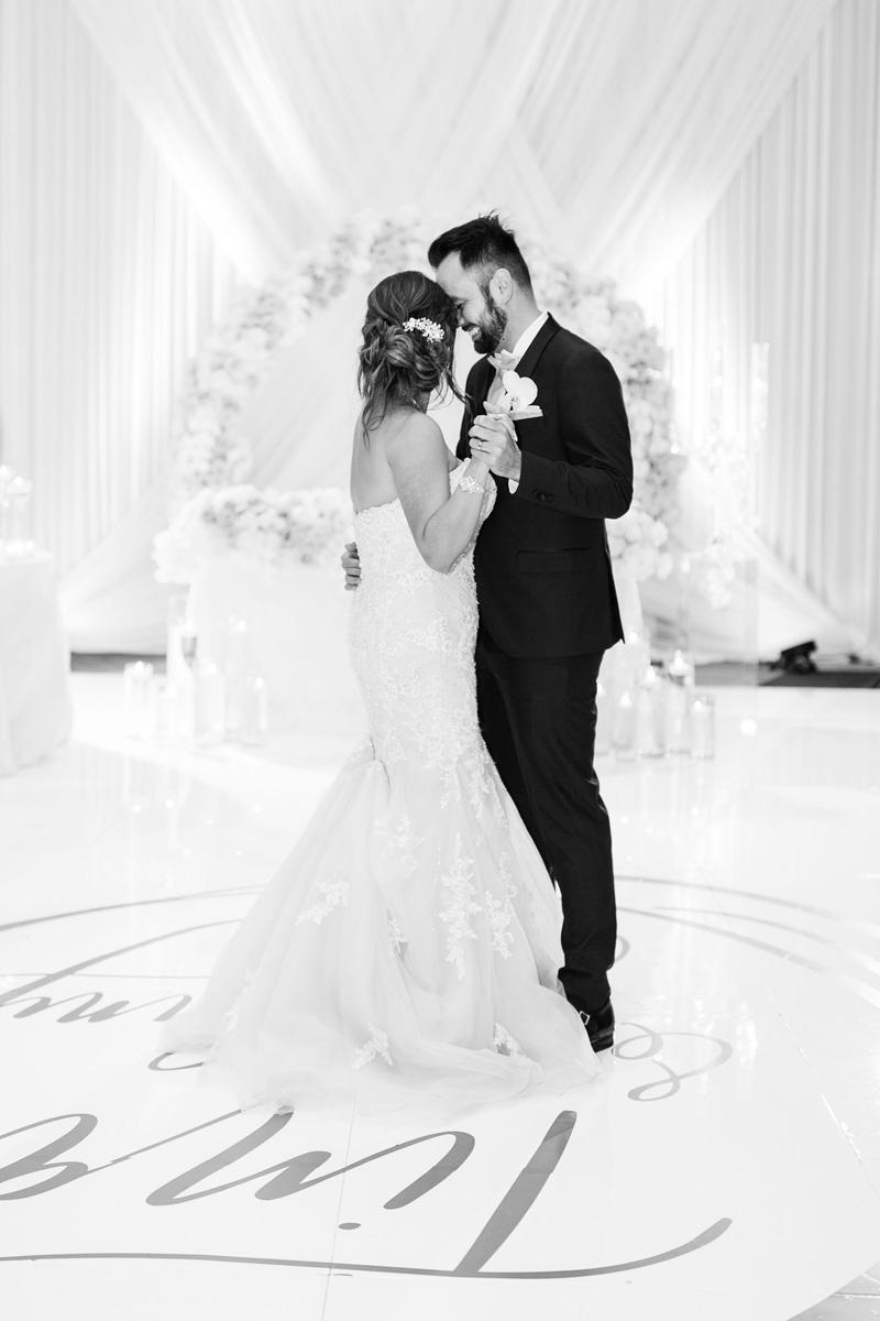 pirouettepaper.com | Wedding Stationery, Signage and Invitations | Pirouette Paper Company | The Waterfront Beach Resort Hilton Huntington Beach Wedding | Katrina Jayne Photography_ (43).jpg
