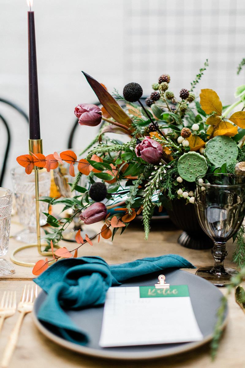 pirouettepaper.com | Wedding Stationery, Signage and Invitations | Pirouette Paper Company | Modern St. Patrick's Day Wedding | Ragi & Amanda Photography _.jpg