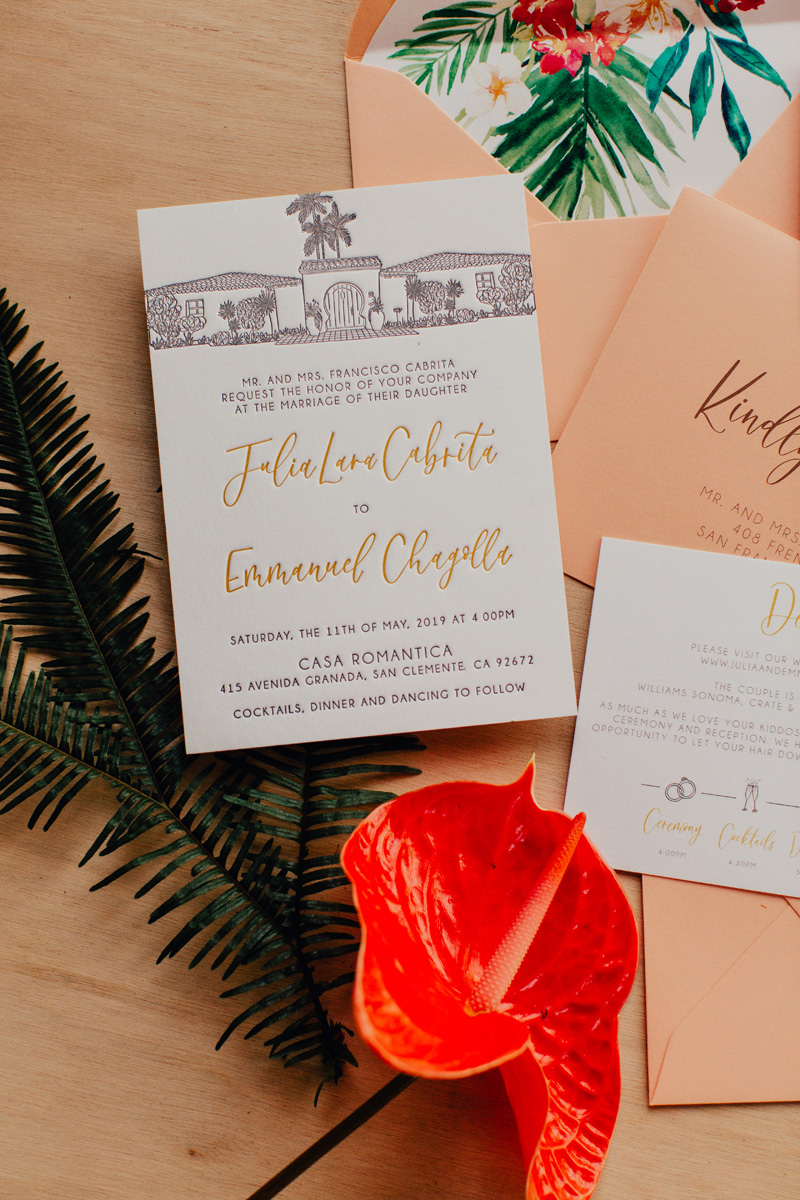 pirouettepaper.com | Wedding Stationery, Signage and Invitations | Pirouette Paper Company | Casa Romantica Wedding |  Ashley Paige Photography_ (19).jpg
