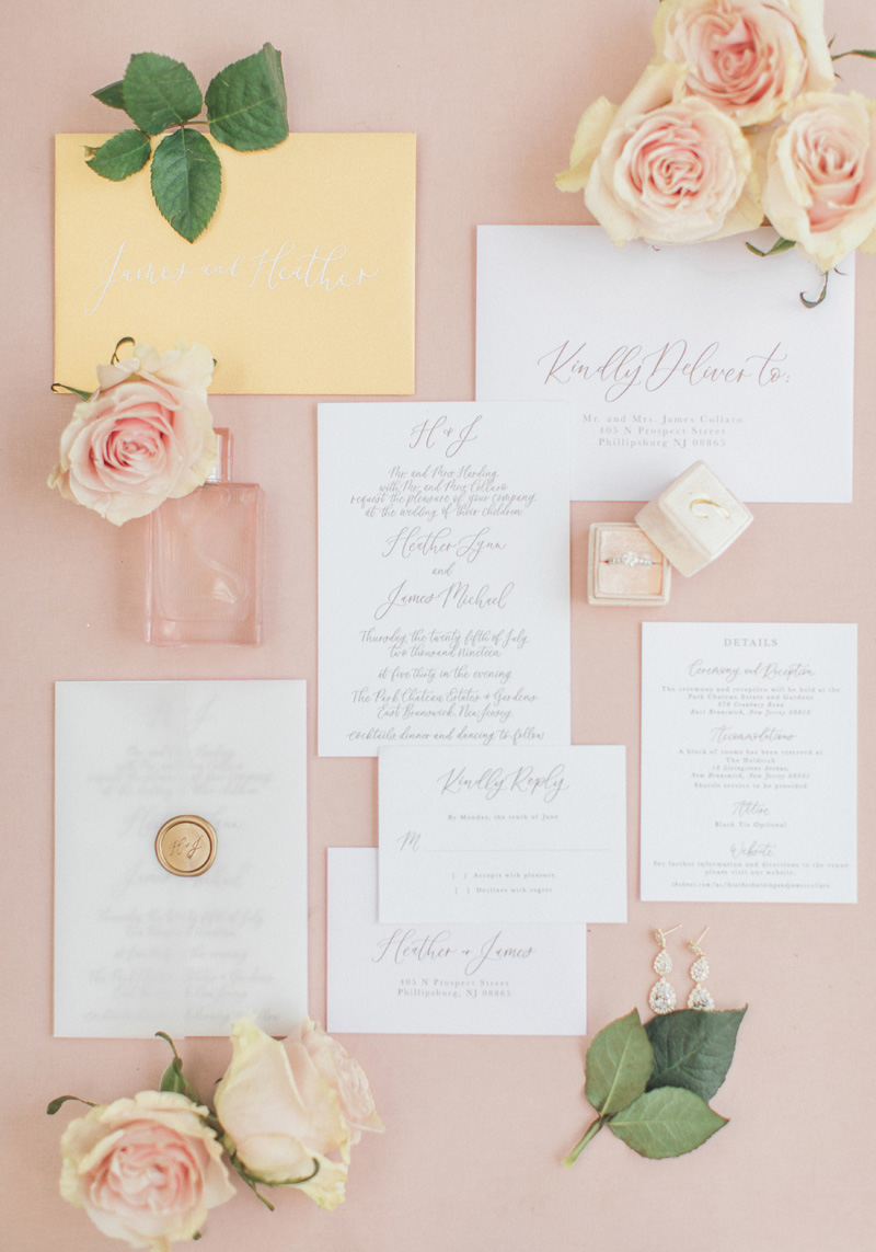 www.pirouettepaper.com |  Wedding Invitations, Calligraphy nd Wedding Stationery |Park Chateau New Jersey Wedding Wedding | _ Pirouette Paper Company | Dyanna Lamora Photography _ 38.jpg