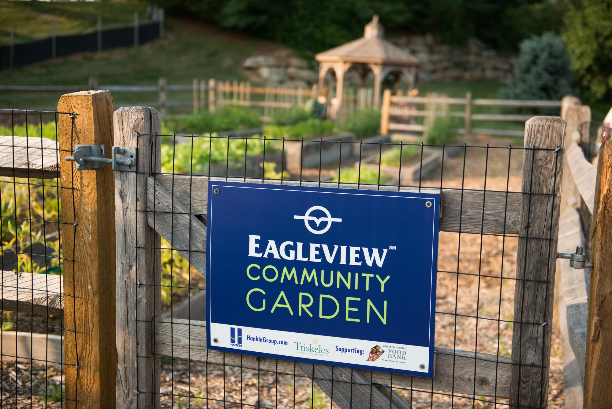 eagleview community garden