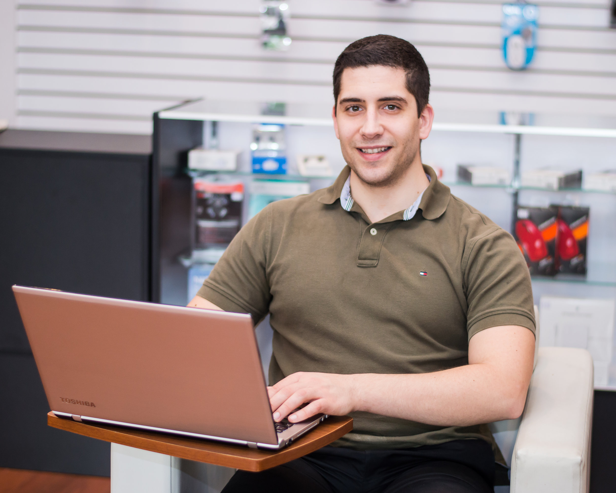 Founder Robert Keefe has helped hundreds of Pennsylvania residents with tech needs including IT Computer Repair & Tech Services.