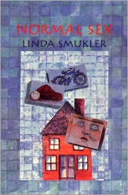 Cover of NORMAL SEX 1st edition, Firebrand Books