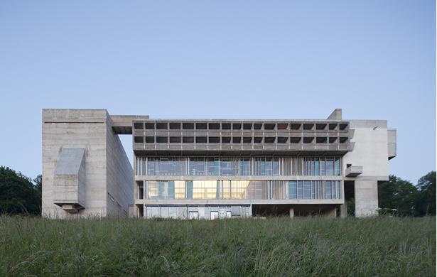 CONVENT LA TOURETTE Le Corbusier  Éveux, France, 2013