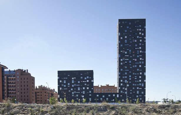 132 SOCIAL HOUSING estudio.entresitio  Madrid, Spain, 2011