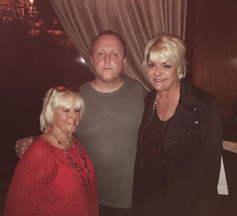 Angie McCartney, James McCartney, Ruth McCartney