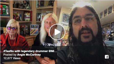 Week 20 with Mike Portnoy of Avenged Sevenfold, Sons of Apollo and Neal Morse Band