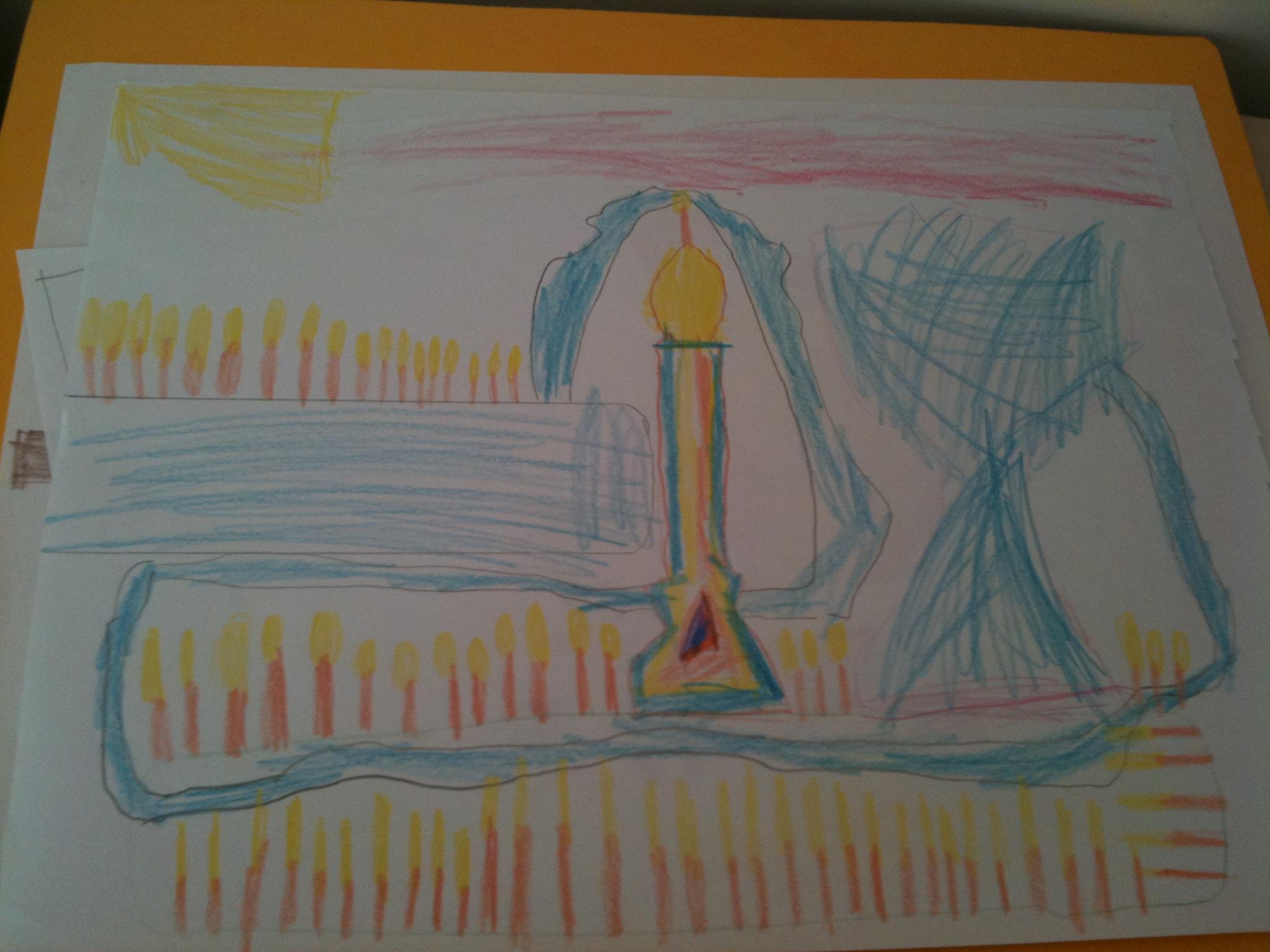 Light at Baptism