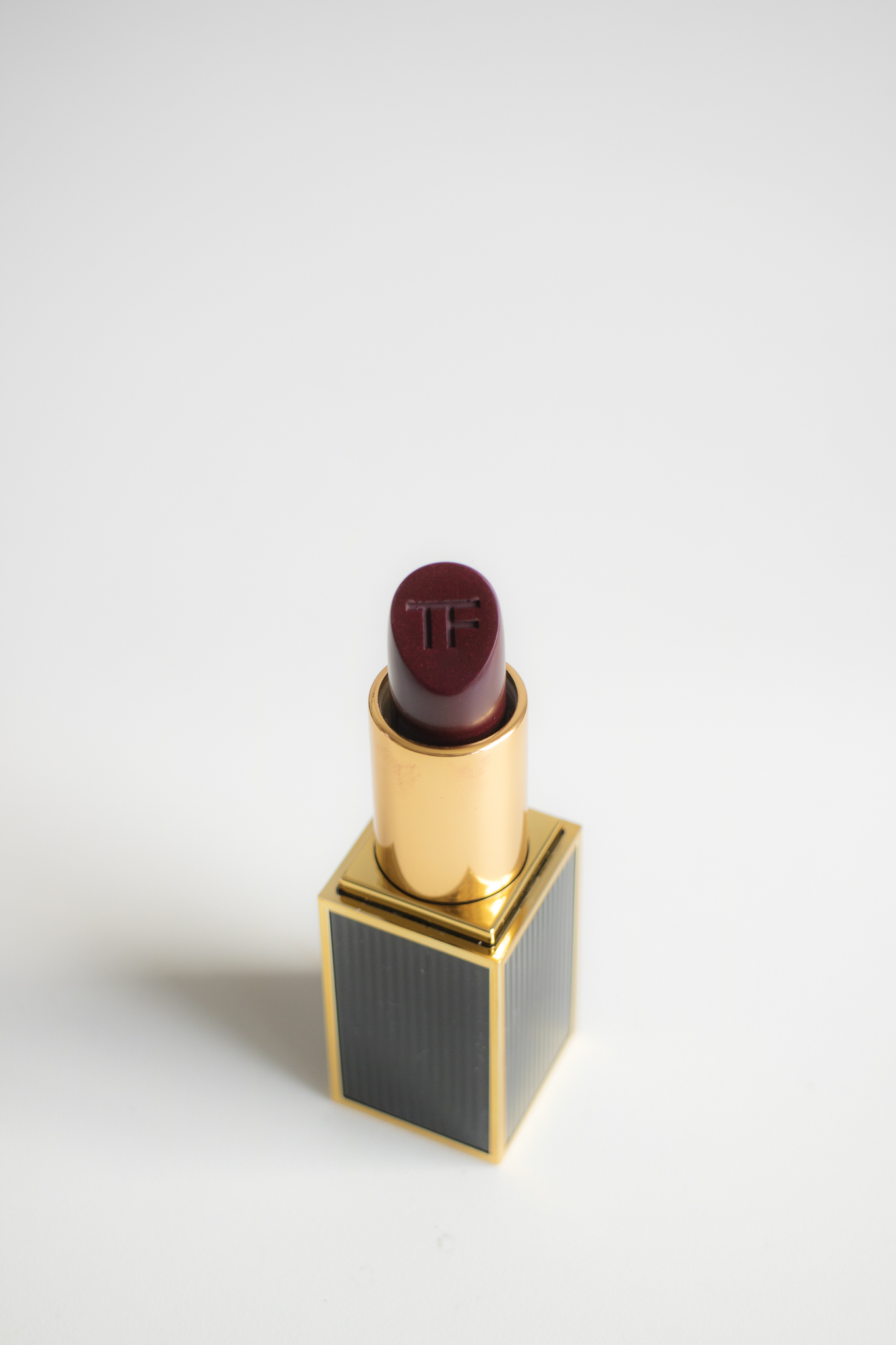 Tom Ford Lip Color in Black Orchid